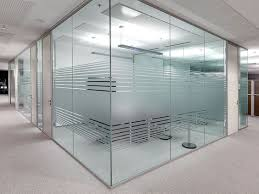 Glass Partition Walls | Modern Interior Decorating Ideas