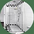 Framless Shower Door Icon