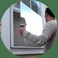 Window Glass Repair Icon