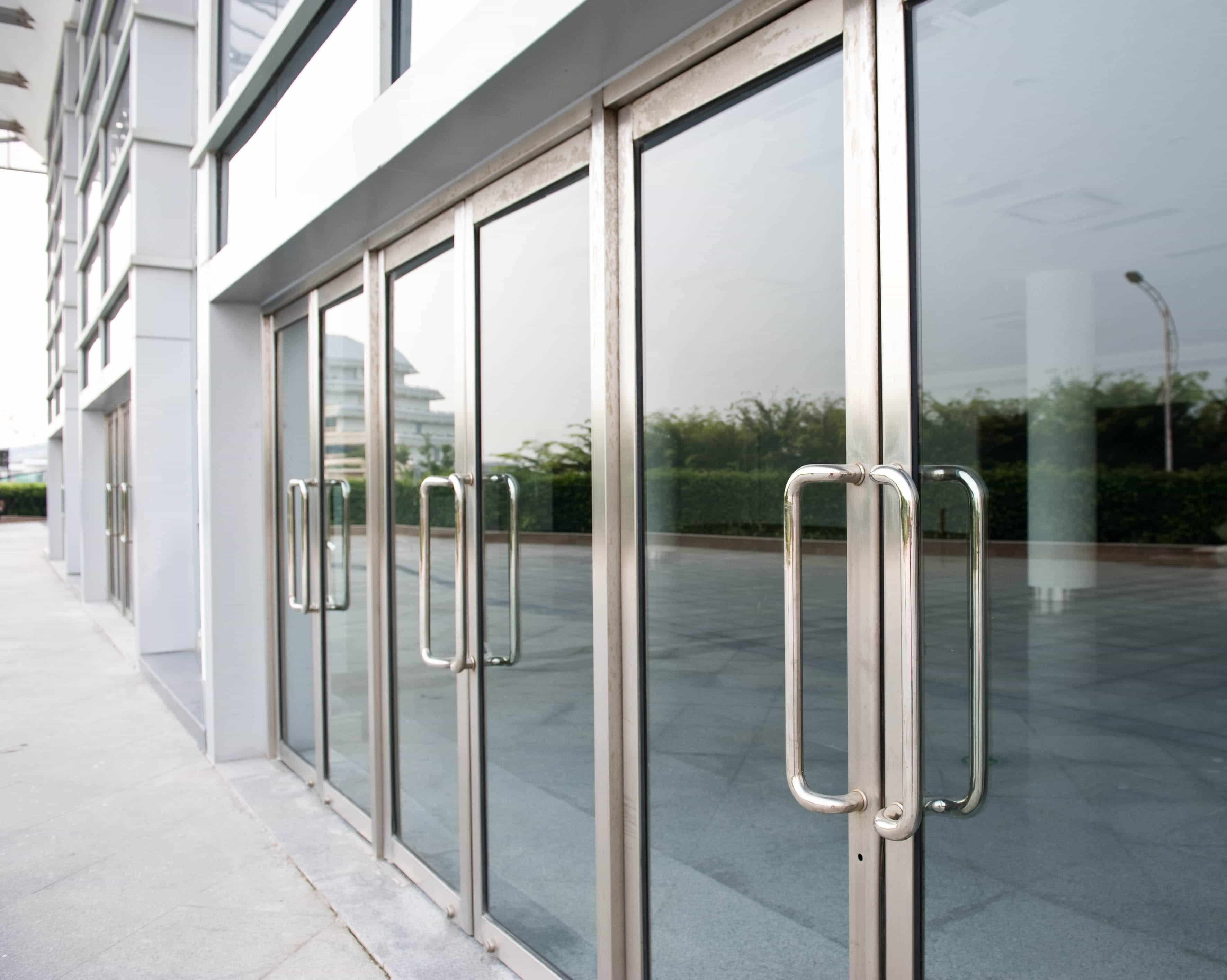 Commerical Glass Doors