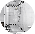 Framless Shower Door Icon